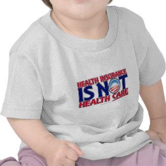 Health Insurance Health Care Tee Shirt