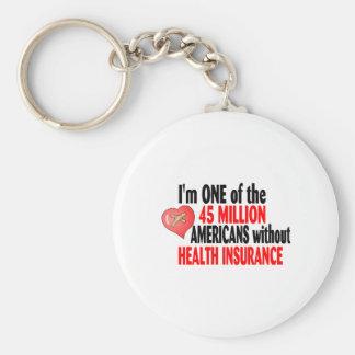 Health Insurance Keychain