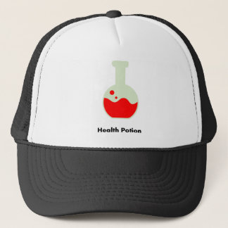 health_potion_900x900 trucker hat