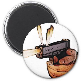Health Reform 2 Inch Round Magnet