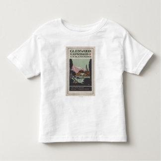 Health Resort Poster # 2 Toddler T-shirt