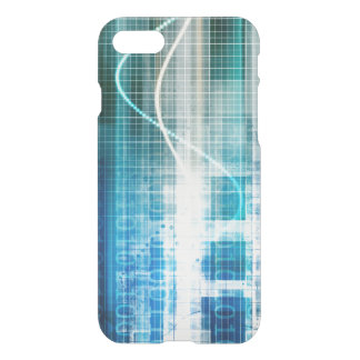 Health Science as a Concept for Medical Info iPhone 7 Case