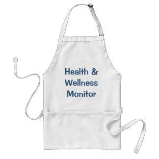 Health & Wellness Monitor Adult Apron