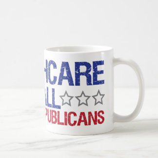 Healthcare 4 all classic white coffee mug