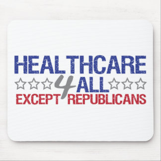 Healthcare 4 all mouse pad