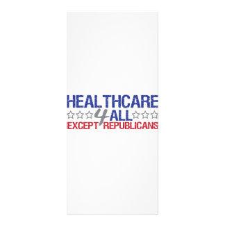 Healthcare 4 all rack cards