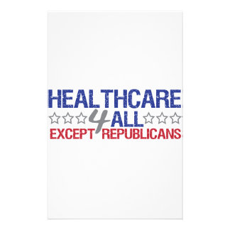 Healthcare 4 all stationery
