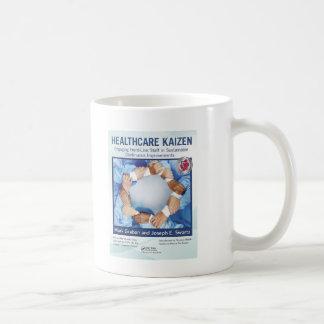 Healthcare Kaizen - Kaizen Spoken Here! Coffee Mug