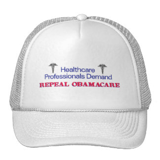 Healthcare Prof Demand Trucker Hat