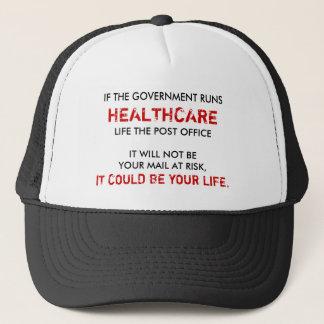 Healthcare Reform Bill Trucker Hat