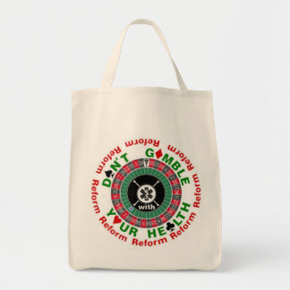 Healthcare Reform Grocery Tote