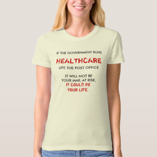 Healthcare Reform Law T-Shirt