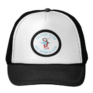 Healthcare Reform Needs Substantial Reform Snake Trucker Hat