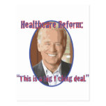Healthcare Reform Postcard