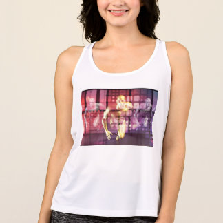 Healthcare Research Technology and Solutions as a Tank Top
