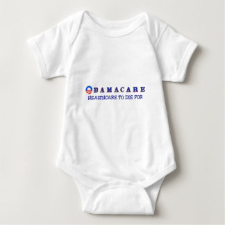 Healthcare to Die For Baby Bodysuit