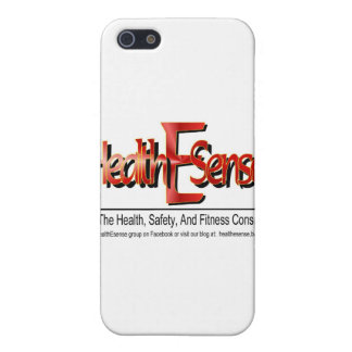 HealthEsense logo Product Cases For iPhone 5