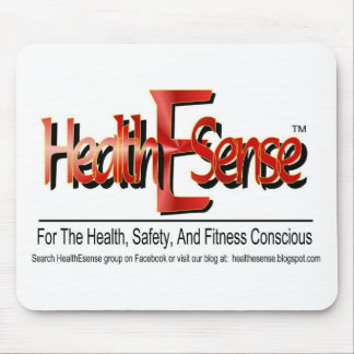 HealthEsense Logo Products Mouse Pad