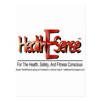 HealthEsense Logo Products Postcard
