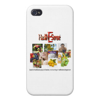 HealthEsense Products Covers For iPhone 4
