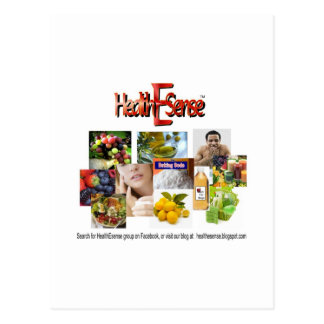 HealthEsense Products Postcard