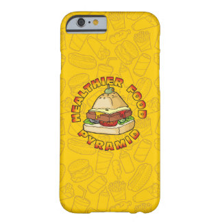 Healthier Food Pyramid Barely There iPhone 6 Case
