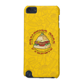Healthier Food Pyramid iPod Touch 5G Case