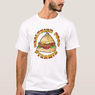 Healthier Food Pyramid T-Shirt