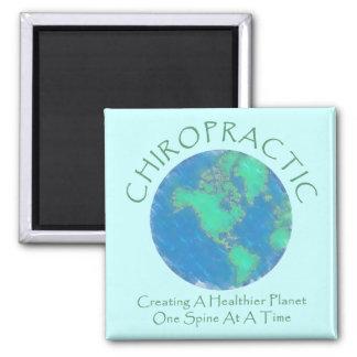 Healthier Planet Chiro Magnet