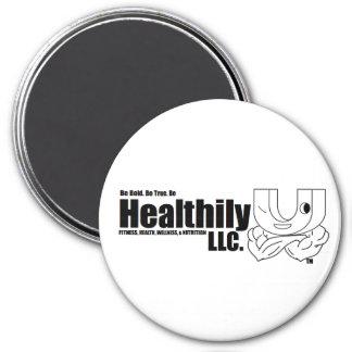 HealthilyU Magnet