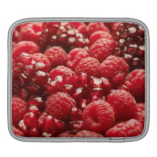 Healthy and nutritious red berries sleeves for iPads