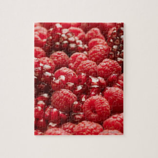 Healthy and nutritious red berries puzzles