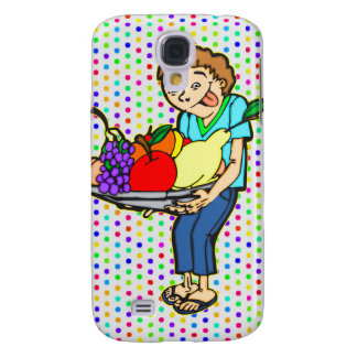 Healthy Balanced Diet Samsung Galaxy S4 Cases