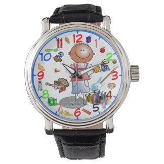 """Healthy Boy"" Wristwatch"