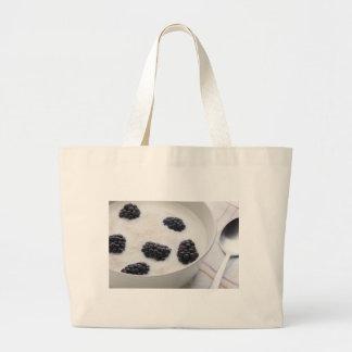 Healthy Breakfast Cloth Shopping Bag