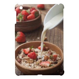 Healthy breakfast iPad mini cover
