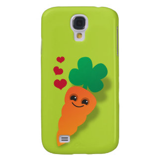Healthy carrot galaxy s4 case