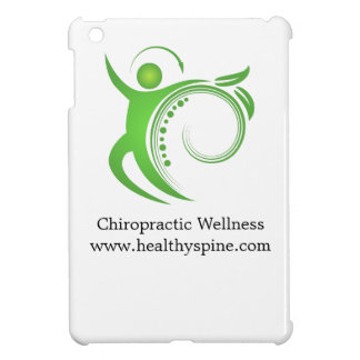 Healthy Chiropractic Spine Man Case For The iPad Mini