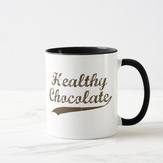Healthy Chocolate Mug