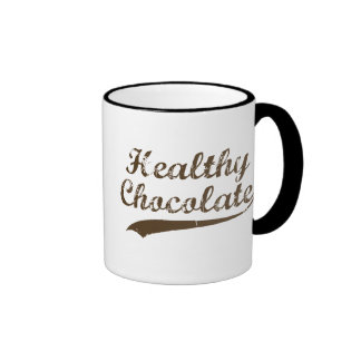 Healthy Chocolate Coffee Mugs