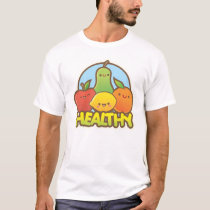 Healthy Cute Fruit T-Shirt