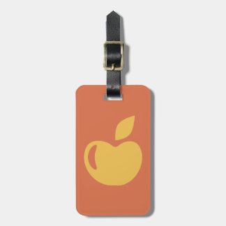 Healthy Diet Apple Workout T-shirt Graphic Bag Tag