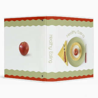 Healthy Eating binder