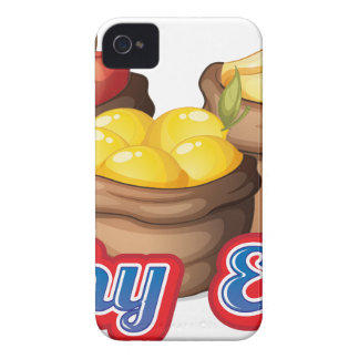 Healthy Eating iPhone 4 Cover