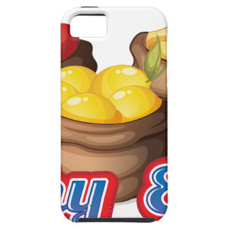 Healthy Eating iPhone 5 Cases