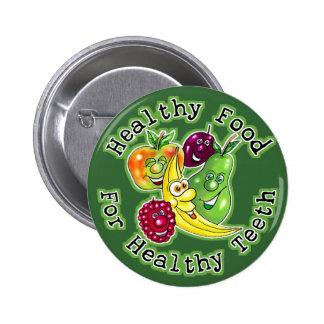 Healthy Food For Healthy Teeth Pin