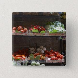 healthy fresh produce button