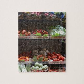 healthy fresh produce jigsaw puzzle