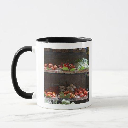 healthy fresh produce mug