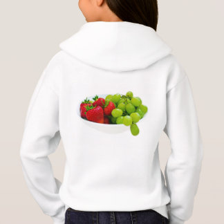 Healthy Fruit Salad Destiny Gifts Hoodie
